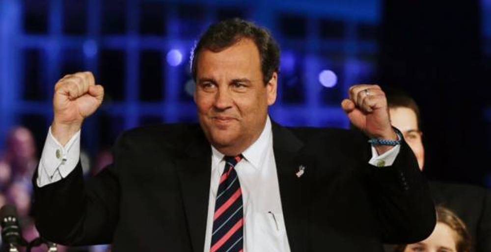 Chris Christie: Not Fit to Serve